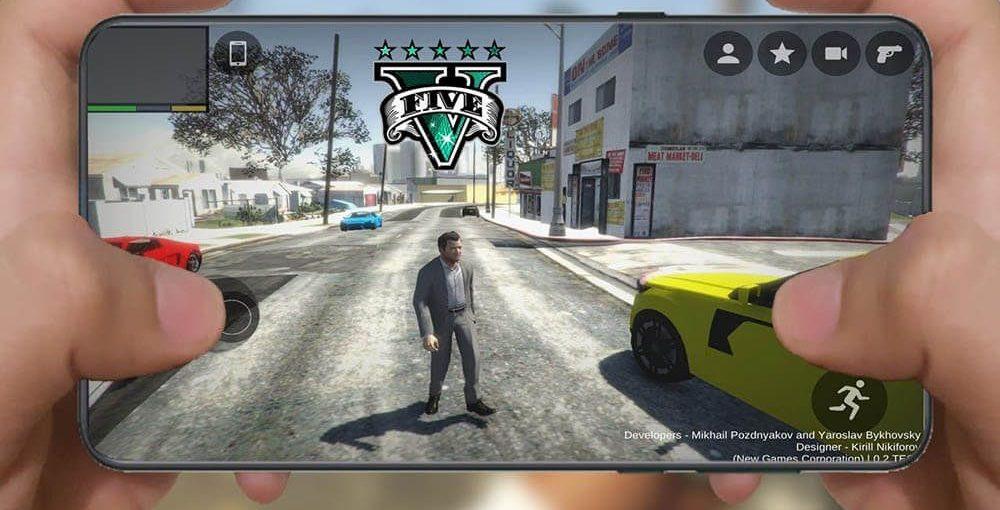 Mobile Grand Theft Auto
